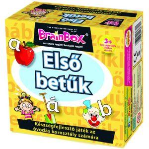 Brainbox első betűk