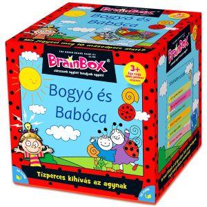 Brainbox Bogyó és Babóca játék